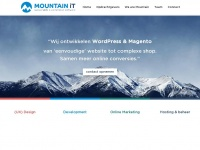 Mountain iT | Magento e-commerce developers | Founded in Groningen