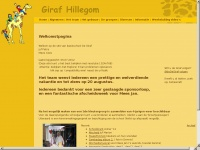 De-giraf.nl - Welkomstpagina