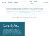 De-juffrouw.nl - Wij heten u van harte welkom! - Dorpshuis 'De Juffrouw'