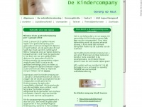 de-kindercompany.nl