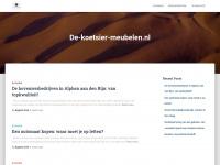 De-koetsier-meubelen.nl - Default Web Site Page