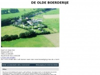 de-oldeboerderije.nl