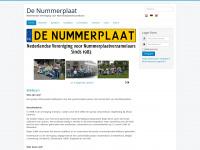 de-nummerplaat.nl