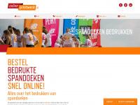 Spandoeken-bedrukken.nl - Spandoeken bedrukken - Alles over het bedrukken van een spandoek