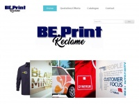 Home - BEprint