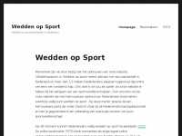 weddenopsport.nl
