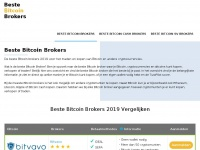 Bestebitcoinbrokers.nl - Beste Bitcoin Brokers - Wat is de beste Bitcoin Broker?