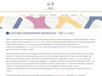 Pom.nl - Platform Ondernemend Meierijstad |