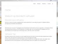 Doordachtverhuizen.nl - Het startpunt voor elke verhuizing
