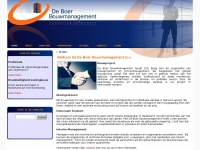 Deboerbouwmanagement.nl - Domain Default page