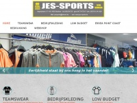 Jes-sports.be - Home