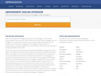 Opzeggen24.nl - ▷
