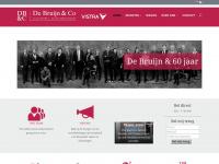 DB&C   De Bruijn & Co