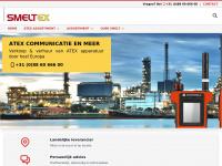 Smeltex.nl - ATEX apparatuur