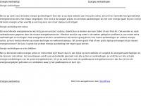 energie-aanbieding.nl