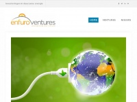 Enfuro.nl - Enfuro Ventures - Enfuro Ventures investeringen in duurzame energie, sustainable energy, cleantech