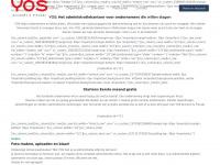Yosaccount.nl - Administratieve en fiscale dienstverlening
