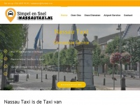Nassautaxi.nl - Taxi in Tilburg - Nassau Taxi