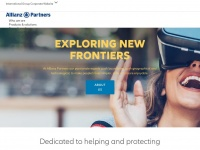 Allianz Partners - International group corporate website