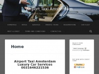 Airport Taxi Amsterdam Luxury Car Services 0031646221536