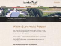 Home - De Fruitgaard | Minicamping en Landwinkel in Burgh Haamstede