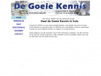degoeiekennis.nl