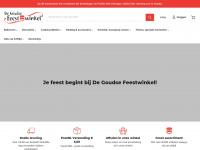 degoudsefeestwinkel.nl