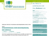 Koninklijke Nederlandse Bosbouwvereniging - Home