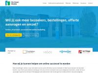 De Haan Media - Websites, Webwinkels, Online Marketing