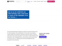 wikimediafoundation.org