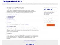 Dehypotheeksite.nl