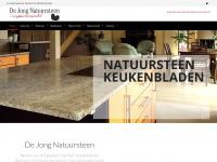 Dejongnatuursteen.nl - De Jong Natuursteen - Badkamers, Vloeren en Keukens te Gorredijk