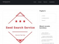 seedsearchservice.nl