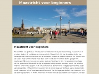 Maastrichtvoorbeginners.nl