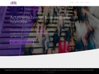 actaverba.nl