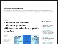 ballroomlesrooster.nl