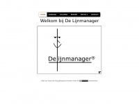 Delijnmanager.nl - Welkom bij De Lijnmanager