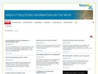 Nazcai.nl - Nazca – data becomes knowledge