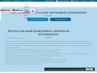 Dental World - Spoedeisende hulp voor uw tandarts-instrumenten