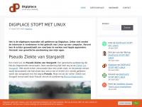 Digiplace | een weblog over Linux op je desktop