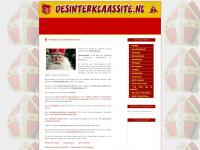 Sinterklaas site - Alles over sinterklaas op desinterklaassite.nl