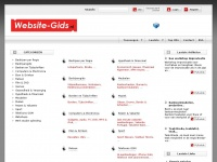 Website-gids.nl - Website Gids | En nog een WordPress site