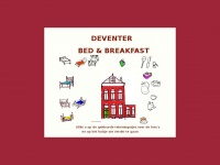 deventerbedandbreakfast.nl