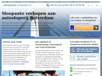 sloopauto-rotterdam.nl