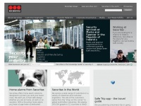 Leading the security industry through innovaton - Securitas