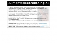 alimentatieberekening.nl
