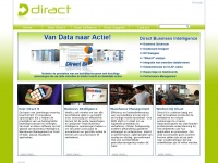 Diract-it.nl - Homepage - Our software, your solution - Diract