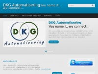 DKG Automatisering | You name it, we connect...
