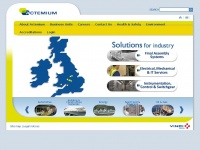 Actemium.co.uk - Home | Actemium UK | Solutions for Industry