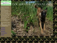 Dog Survival Zuid-Holland Index pagina